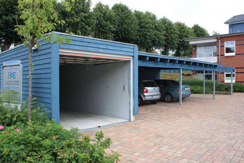 Garagen und carports kreis steinburg for Garagen und carports